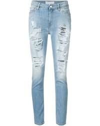IRO Distressed Boyfriend Jeans