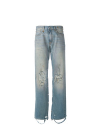 R13 Straight Jeans