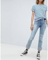 Maison Scotch Supreme Boyfriend Ripped Jeans