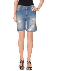 Marco bologna denim bermudas medium 3727727