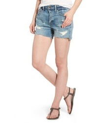High waist boyfriend cutoff denim shorts medium 5309305