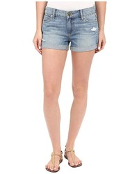 Paige Jimmy Jimmy Shorts In Annora Destructed