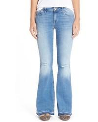 Mavi Jeans Peace Stretch Flare Leg Jeans