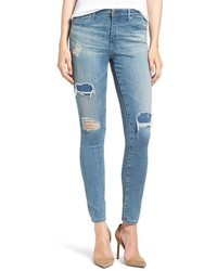 AG Jeans Ag Middi The Middi Mid Rise Ankle Skinny Jeans