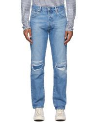 Levi's Blue 1993 501 Jeans