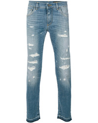 Distressed jeans medium 4978149