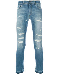 Distressed jeans medium 4978380