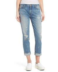 Fling distressed rolled jeans medium 4913204
