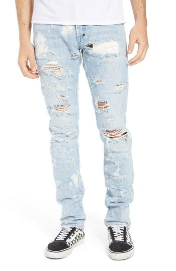 wholesale price top-rated discount forefront of the times $168, PRPS Le Sabre Slim Fit Jeans