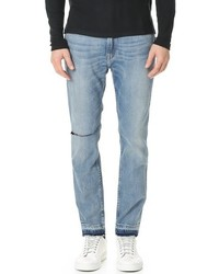 Ovadia & Sons Os 1 Distressed Jeans