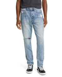 Ksubi Wolf Gang No Rules Ripped Jeans