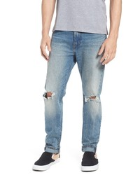 Levi's 510 Ripped Skinny Jeans