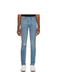 Rag and Bone Blue Fit 1 Fire Island Jeans