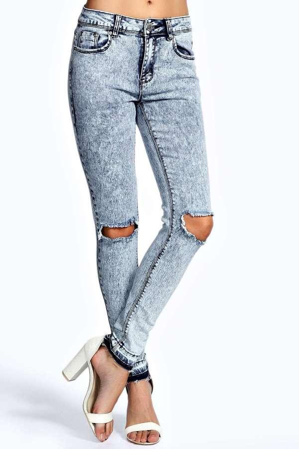 вязаные джинсы для мальчика спицами