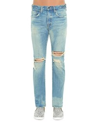 PRPS Fury Fit Ripped Light Wash Jeans | Where to buy & how to wear