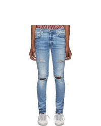 Amiri Indigo Thrasher Plus Jeans