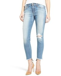 Joes blondie ripped ankle skinny jeans medium 916013