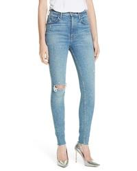 Grlfrnd Kendall Ripped Skinny Jeans