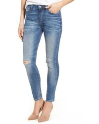 Mavi Jeans Lucy Ripped Skinny Jeans