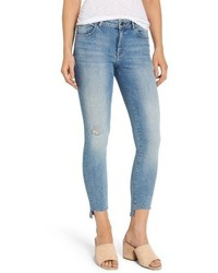 Margaux instasculpt ripped ankle skinny jeans medium 3944216