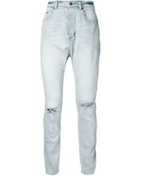 Zanerobe Ripped Skinny Jeans