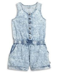 DKNY Toddler Girls Lazy Days Romper