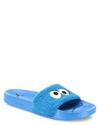 Puma Cookie Monster Slides