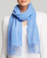Bloomingdale's C By Solid Cashmere Scarf