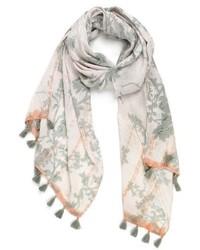Michl stars tie dye garden scarf medium 4154799