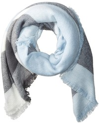 Hat Attack Pastel Blanket Scarf Scarves