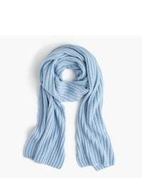 Ribbed scarf in everyday cashmere medium 957248