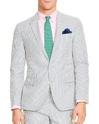 Ralph Lauren Polo Seersucker Morgan Sport Coat Slim Fit