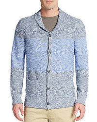 Modern fit shawl collar cardigan medium 285120