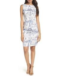 Sleeveless sheath dress medium 3992838