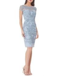 Soutache sheath dress medium 4094871