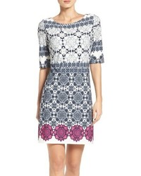 Jersey shift dress medium 3655509