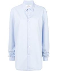 Maison Margiela Elongated Sleeve Shirt