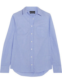 J.Crew Everyday Cotton Shirt Blue