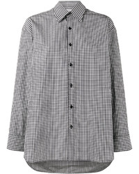 Balenciaga Pinched Collar Shirt