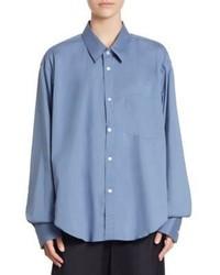 Vetements X Comme Des Garcons Classic Button Down Shirt