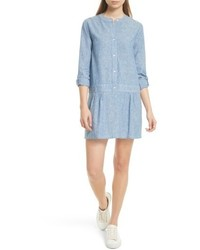 Amiri chambray shirtdress medium 5209001