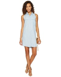 BB Dakota Chance Chambray Shirtdress Dress