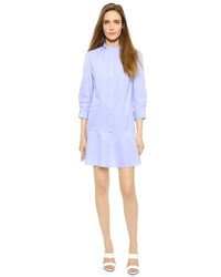 Nina Ricci Long Sleeve Shirtdress