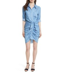 Sierra ruched shirtdress medium 4468771