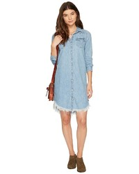 Lucky Brand Western Shirtdress Dress