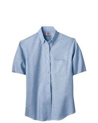 Dickies 1254lb Button Down Oxford Shirt Short Sleeve