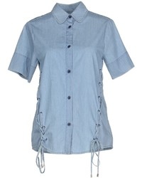 See by Chloe See By Chlo Denim Shirts