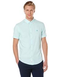 Original Penguin Core Short Sleeve Oxford Shirt