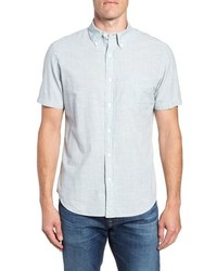 Faherty Pacific Pinstripe Sport Shirt