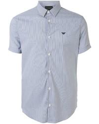 Emporio Armani Striped Classic Shirt